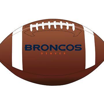 Denver Broncos  by JustinFolger