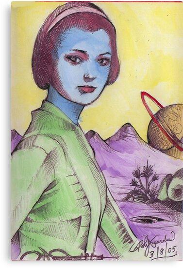 LOST IN SPACE by John Dicandia ( JinnDoW )