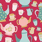Tea Time by Pamela Maxwell