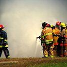 Firefighter Training 3 by DottieDees