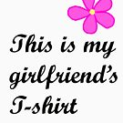 GIRLFRIENDS T-SHIRT by amber letham