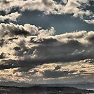 Inverness Sky by R Outram