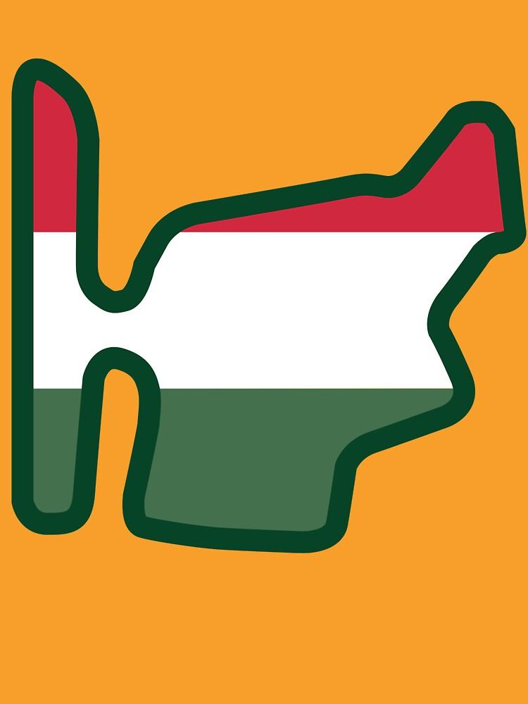 Hungaroring - Budapest, Hungary by ABFormula1