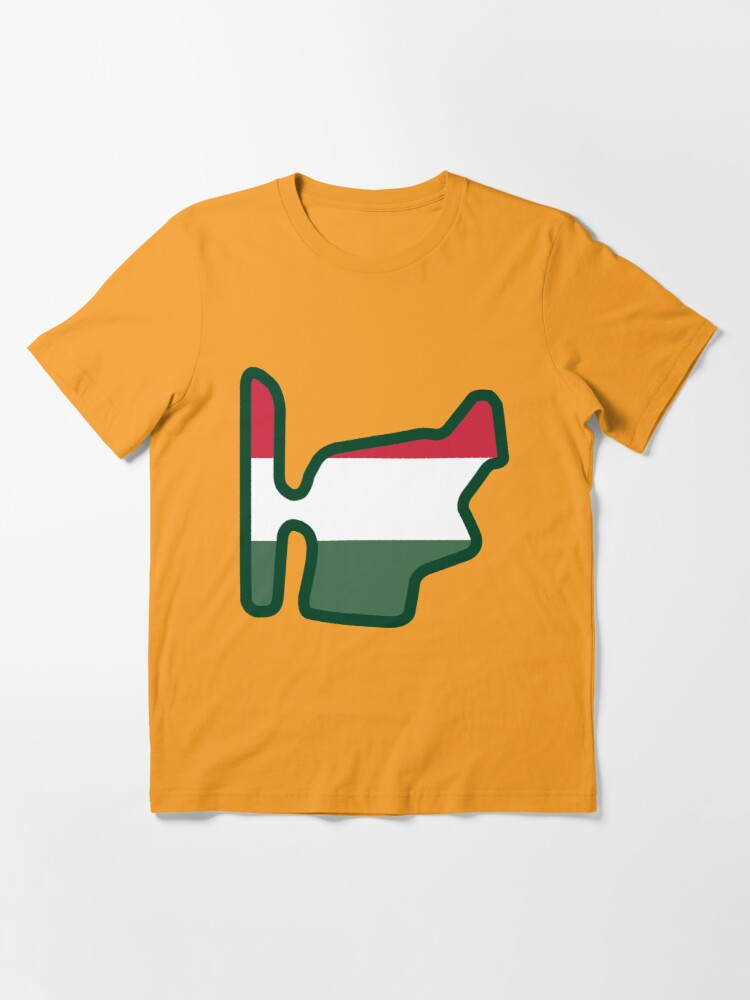 Alternate view of Hungaroring - Budapest, Hungary Essential T-Shirt