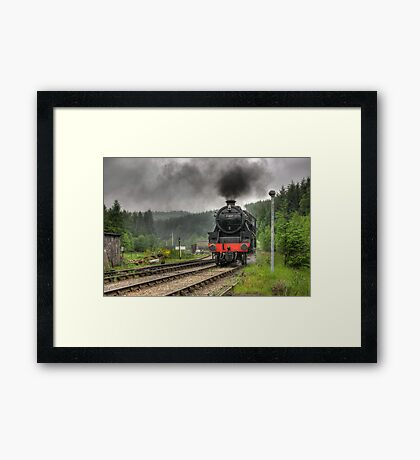 No.45407 'The Lancashire Fusilier' Framed Print