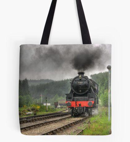 No.45407 'The Lancashire Fusilier' Tote Bag