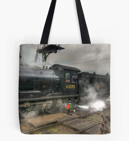 No.63395 On The Road Crossing Tote Bag