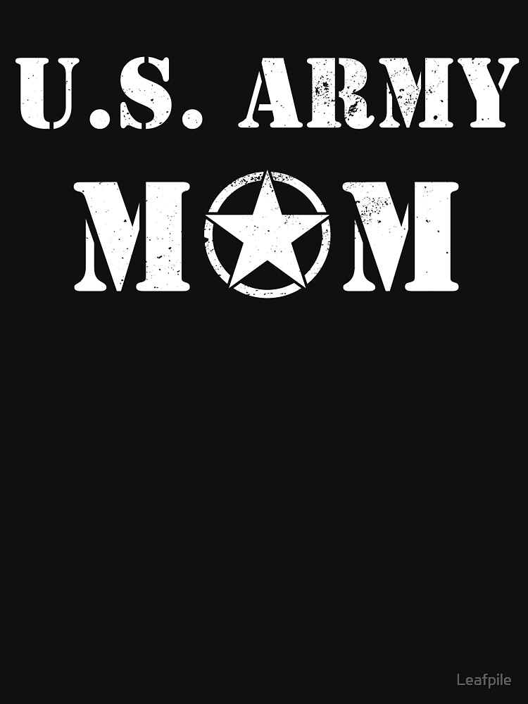 US Army MOM by Leafpile