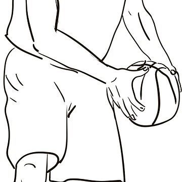 basketball player playing by OlgaBerlet