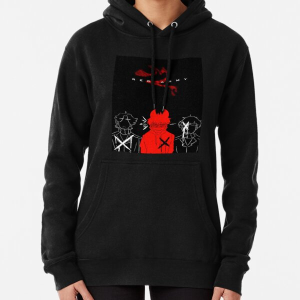 Red Army Pullover Hoodie