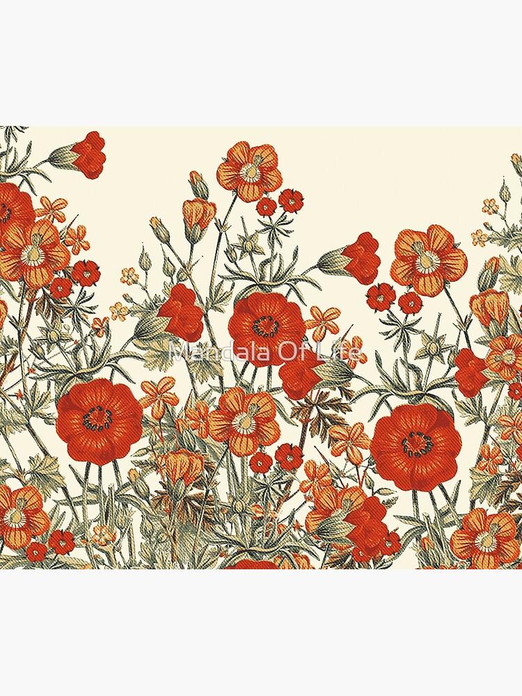 Vintage Garden 7 by PatternsofLife