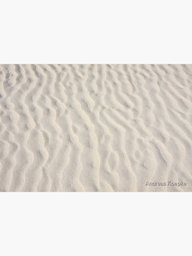 Ripples in the sand by mistered