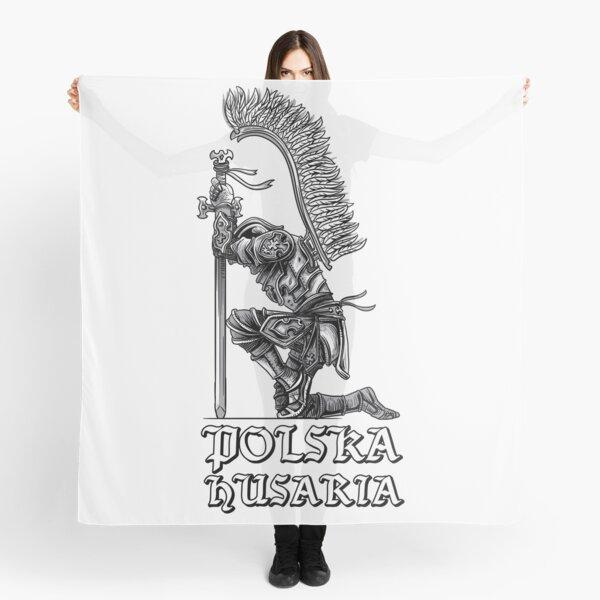 Polish Hussar Polska Husaria Shirt gift for Poland warriors Scarf