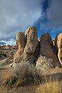 Joshua Tree Hemingway Rocks by photosbyflood