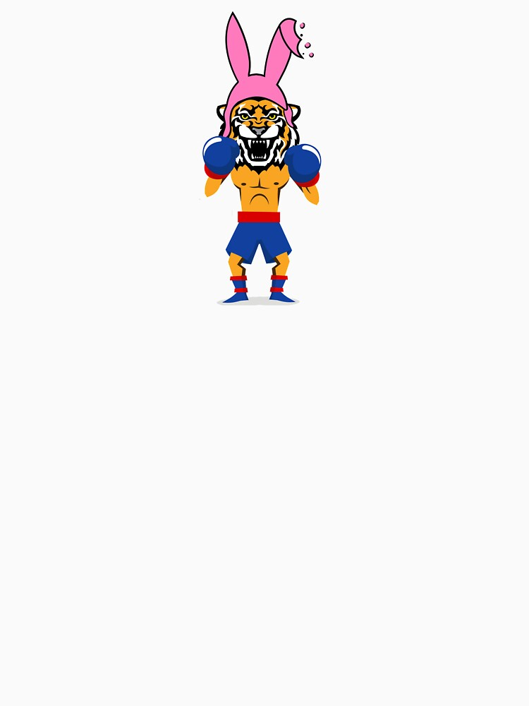 Lucky Punch Boxing Lucky Tiger by luckypunch