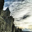 Brooding castle by ChristmasPress