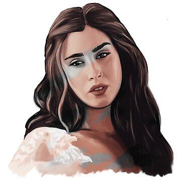 Lauren Jauregui de brunatoledo