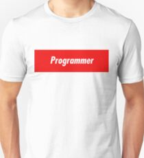 Programmer Sticker - Developer, Coder and Programming items! Unisex T-Shirt