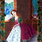Bluebeard's wife at the window by ChristmasPress