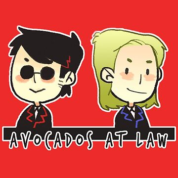 avocados at law by ducktah