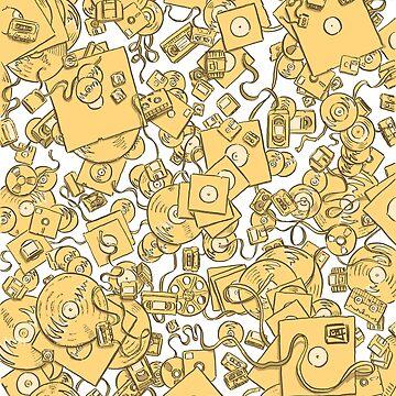 Technology! - Yellow by matjackson