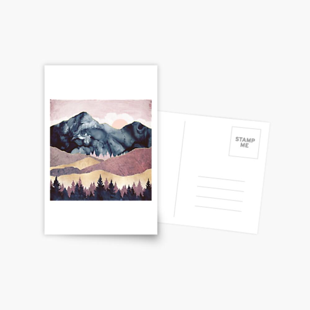 Mauve Vista Postcard