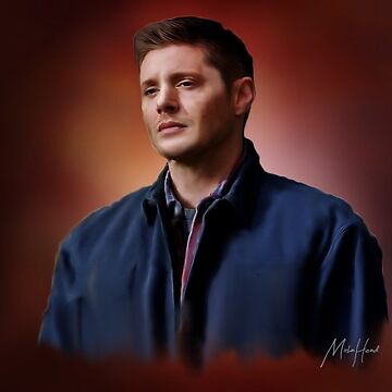 Dean Winchester by MishaHead