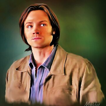 Sam Winchester by MishaHead