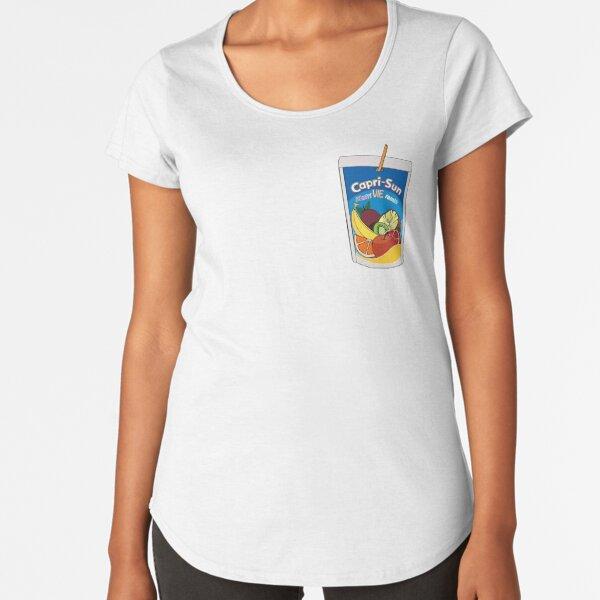 Capri-Sun VIE T-shirt premium échancré