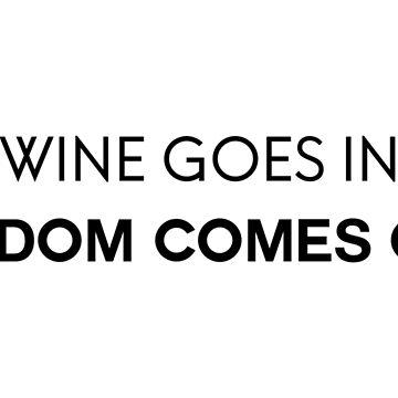 Wine & Wisdom by jenniferzalzal