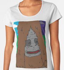 Sassy The Sasquach Women's Premium T-Shirt