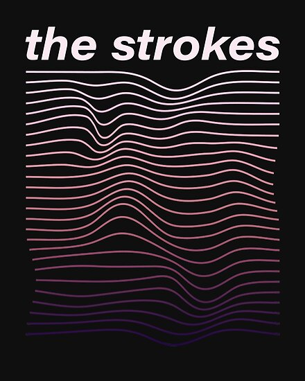 The Strokes by Strange City