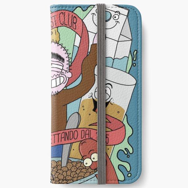 Rikkardo - The Breakfast Club iPhone Wallet