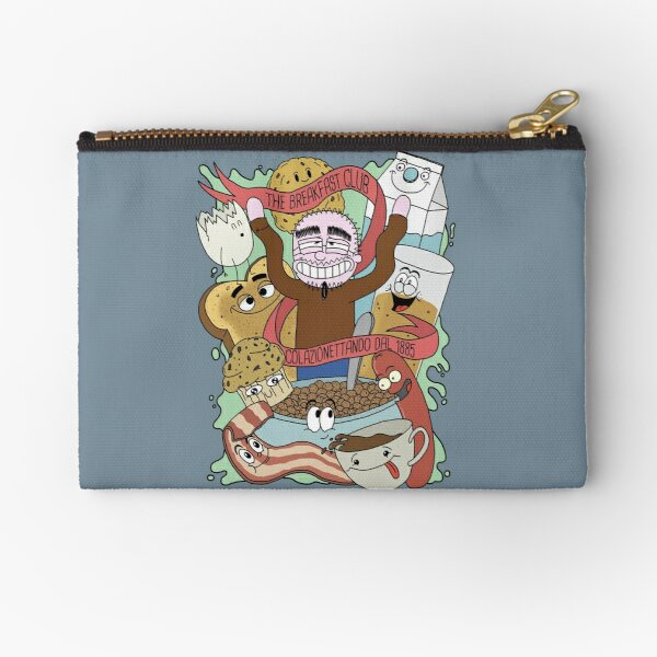 Rikkardo - The Breakfast Club Zipper Pouch