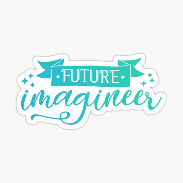 Future Imagineer Sticker