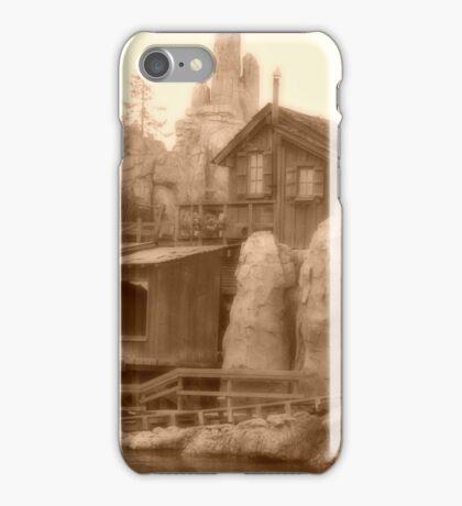 Big Thunder Mesa iPhone Case/Skin