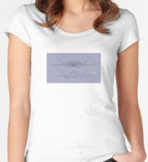 DWGBPF001 Women's Fitted Scoop T-Shirt