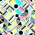Retro Pattern 3 by EsotericExposal