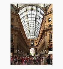 Great commotion Photographic Print