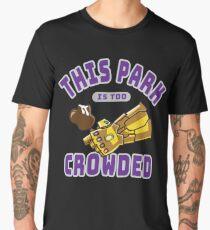 Too Crowded Men's Premium T-Shirt