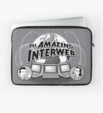 The Amazing Interweb Laptop Sleeve