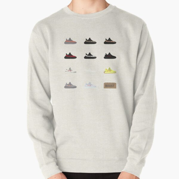 Yeezy Display Pullover Sweatshirt