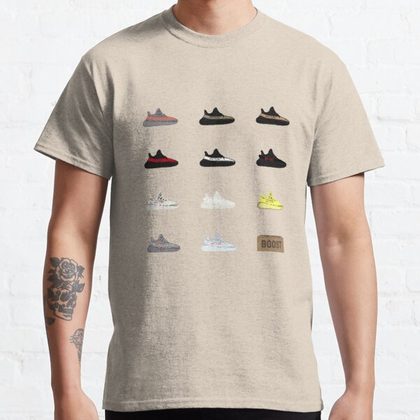 Yeezy Display Classic T-Shirt