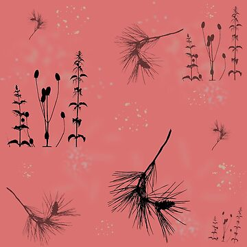 Blush Botanical by chihuahuashower