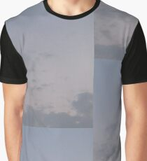 Cloudy sky Graphic T-Shirt