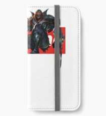 Supreme Box Logo League of Legends Zed the master of shadows iPhone Wallet/Case/Skin