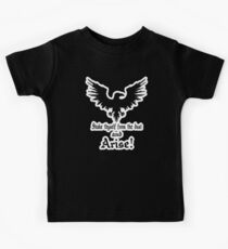 SHAKE THYSELF FROM THE DUST AND ARISE! Kids Tee