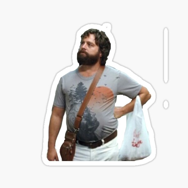 The Hangover  Sticker