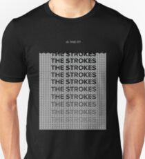 THE STROKES: IS THIS IT? Unisex T-Shirt