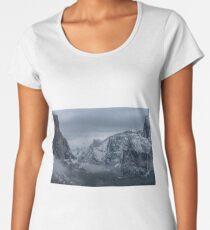 Yosemite Late Winter Snow Women's Premium T-Shirt